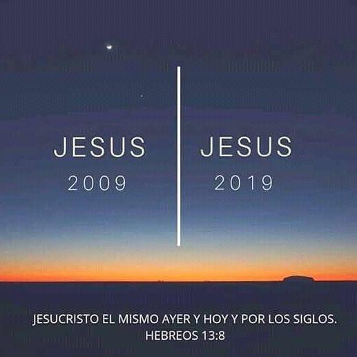 Frases de Dios Jesus siempre es el mismo
