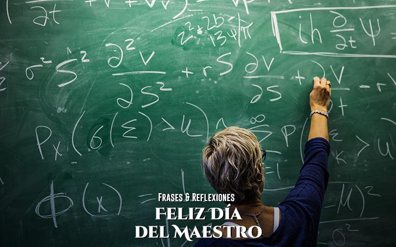 feliz día del maestro colombiano 2020 frases de maestros