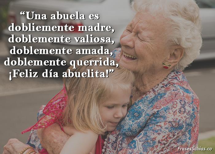 frases del dia de la madre para mi abuelita en su dia