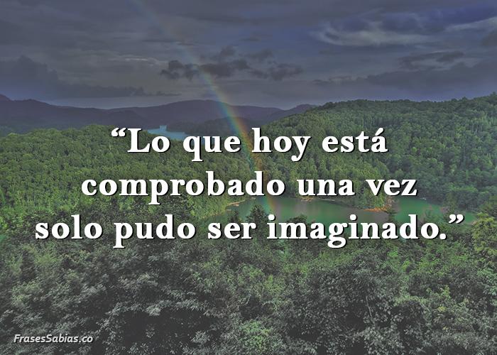 frases sobre la imaginación
