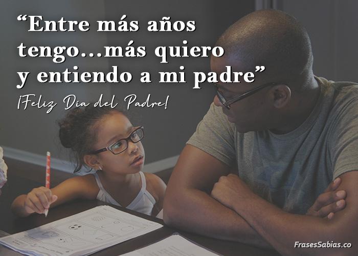 frases sobre papa para reflexionar te quiero papá